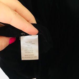 Daniel Rainn Tops - Daniel Rainn Womens Blouse size 3X Black EUC